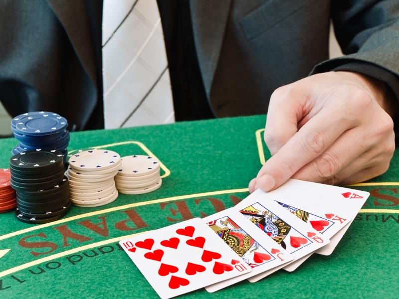 Online Poker Oyunları